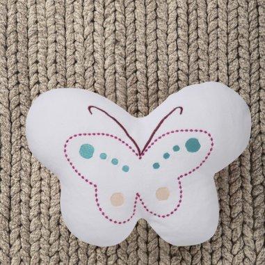 Διακοσμητικό Μαξιλαράκι Butterfly Nima Kids