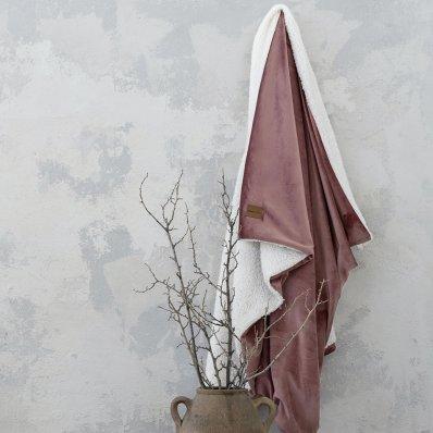 Κουβέρτα - Ριχτάρι Καναπέ Nuan Terracotta Nima Home