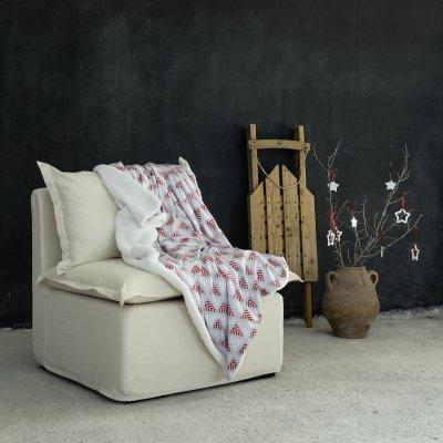 Κουβέρτα Fleece Καναπέ Albero Nima Home