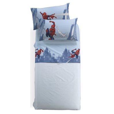 Σετ Σεντόνια Μονά Disney Spiderman Citta Palamaiki