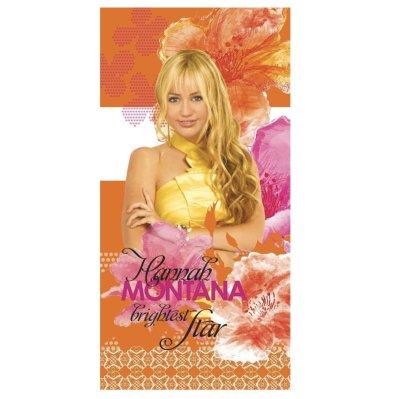 Παιδική Πετσέτα Θαλάσσης Hannah Montana Palamaiki