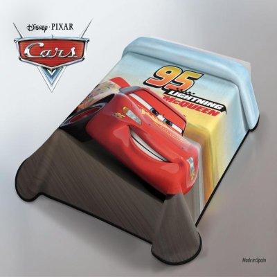 Κουβέρτα Βελουτέ Μονή Cars Disney Belpla